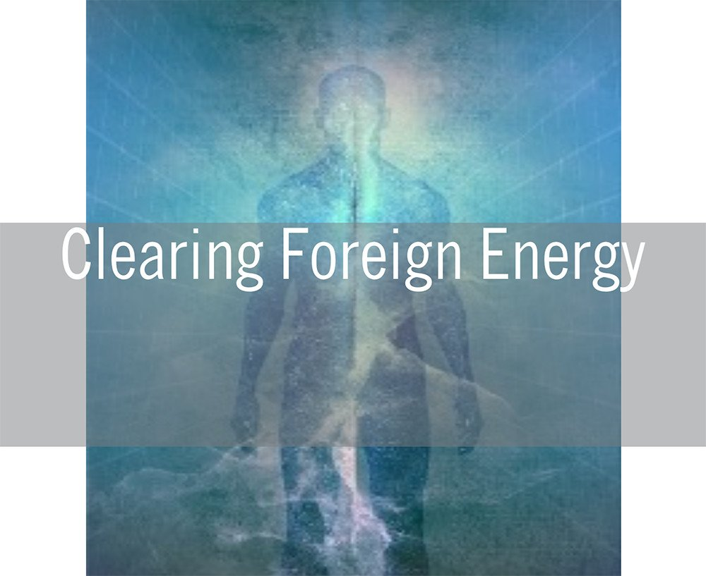 Clearing Foreign Energy